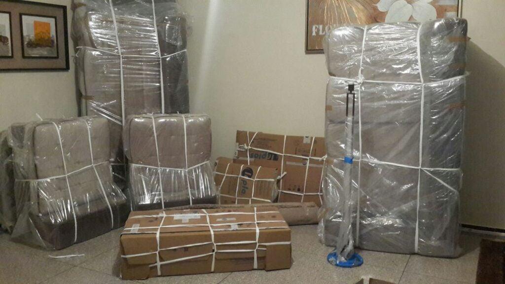 Livraison meuble à domicile