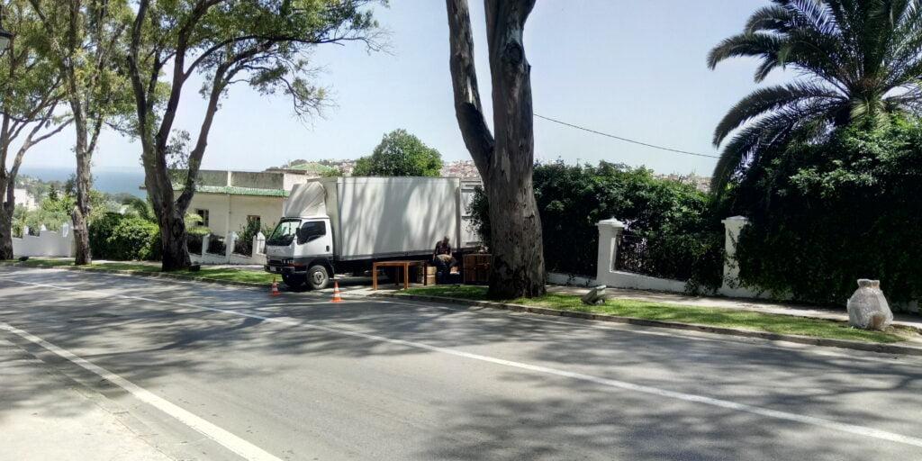 Location Camion avec chauffeur